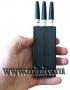 Портативный глушитель мобильных GSM А-101