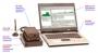 Специализированное програмное обеспечение DigiScan для  поиска жучковDC-86463