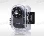 Автономный водонепроницаемый мини видеорегистратор с функцией подводной съёмки 640X480@30 fps, original AEE (модель MD91S)
