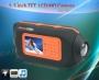 Камера для вело/мото спорта (спортивный видеорегистратор) FULL HD с LCD монитором 1920x1280@30FPS (модель FULL HD 1080 LCD)