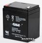 Аккумулятор свинцово-кислотный 12 В, 4.5 А*ч Страж М-902