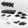 CnM Secure B44-4D0C KIT PRO Комплект видеонаблюдения «установи сам»