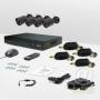 CnM Secure M44-4D0C KIT Комплект видеонаблюдения «установи сам»