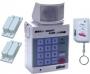 ИК-датчик со встроенной сиреной (105Дб) и защитным кодом 125PR