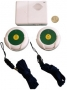 Автономный потолочный ИК-детектор с сиреной и строб-вспышкой + пульт ДУ