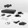 CnM Secure B44-4D0C H-KIT Комплект видеонаблюдения «установи сам»