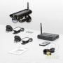 Danrou KCR-6324DR Беспроводная система видеонаблюдения