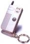 Персональный детектор-брелок радиоизлучений.  При помощи этого устройства можно обнаружить излучающие электронные...